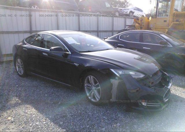 Inventory #739741661 2014 Tesla MODEL S