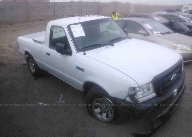 Inventory #259563512 2007 FORD RANGER