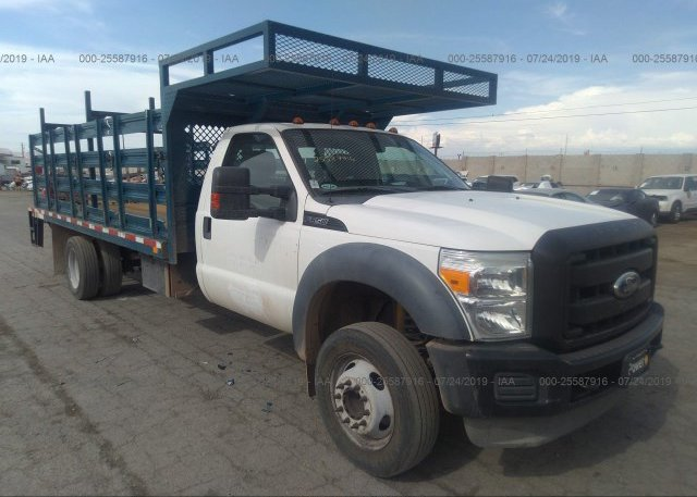 Inventory #853066841 2012 FORD F550