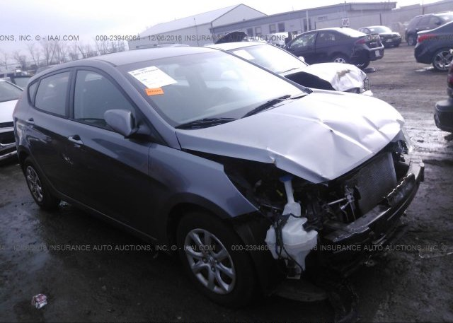 Inventory #363173651 2013 HYUNDAI ACCENT