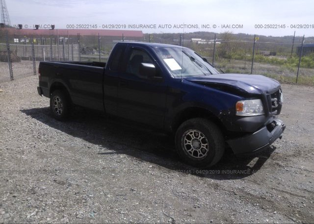 Inventory #667154091 2007 FORD F150