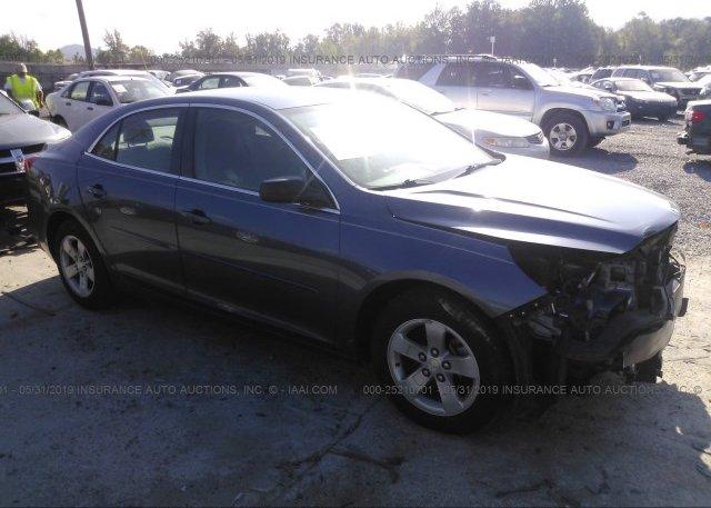 Inventory #352992381 2014 Chevrolet MALIBU