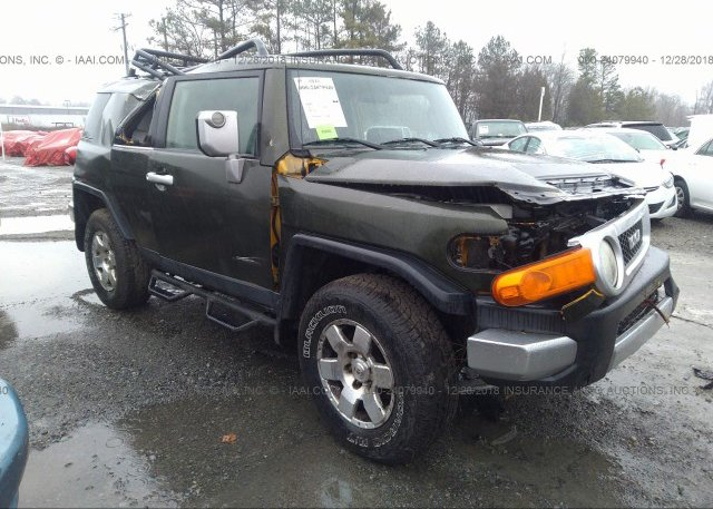 Inventory #150750971 2007 Toyota FJ CRUISER