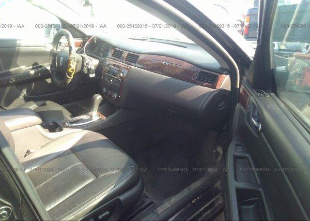 пригнать из сша 2010 Chevrolet IMPALA 2G1WB5EN8A1214500