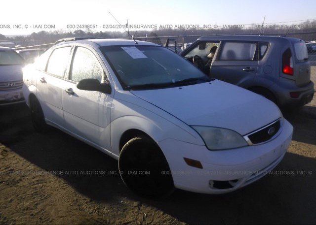 Inventory #545124879 2007 FORD FOCUS