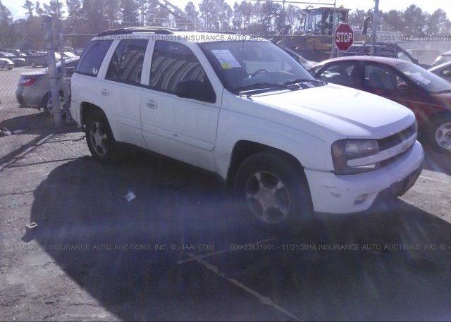 Inventory #769576826 2005 Chevrolet TRAILBLAZER