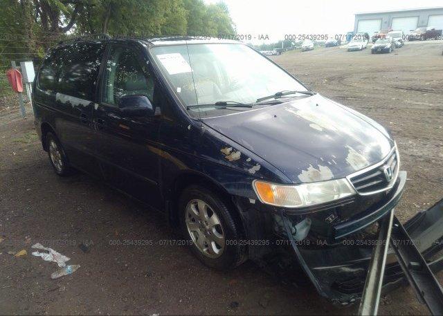 Inventory #667548370 2003 Honda ODYSSEY