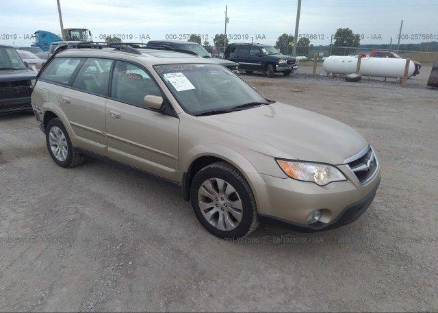 Inventory #581186203 2008 Subaru OUTBACK
