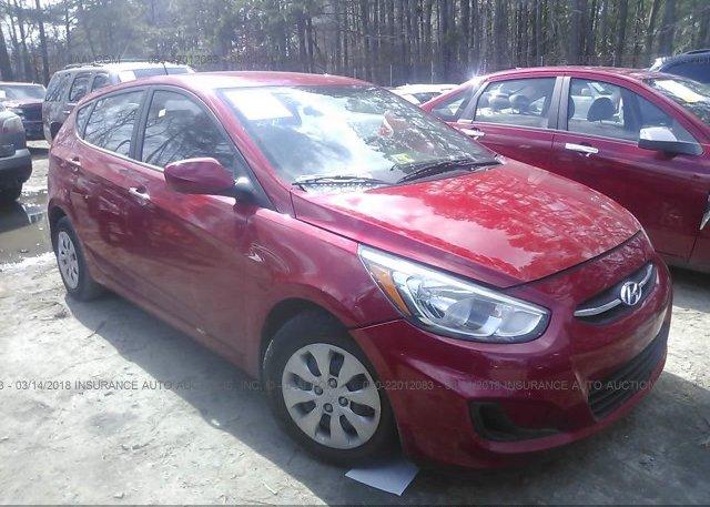 Inventory #355601302 2015 Hyundai ACCENT