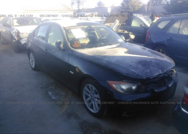 Inventory #821907837 2006 BMW 325