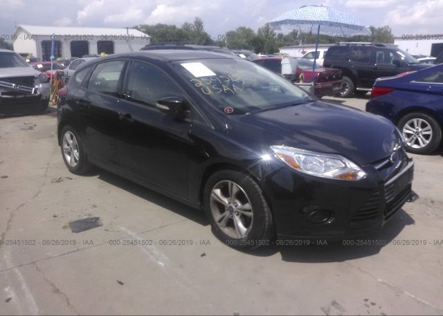 Inventory #946730835 2013 FORD FOCUS