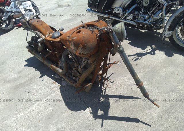 Inventory #396800023 1997 Harley-davidson FXDWG