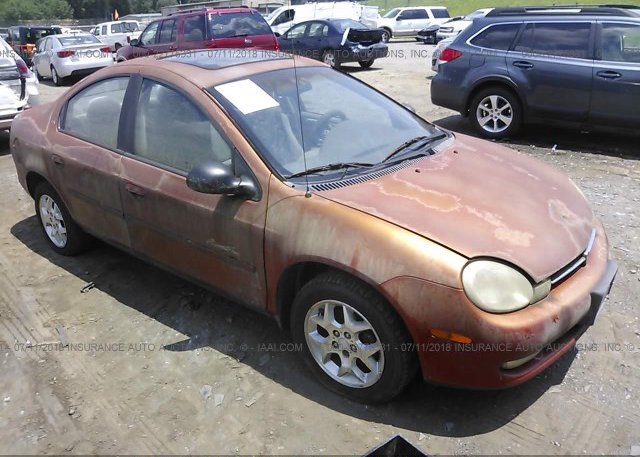 Inventory #583042606 2000 Plymouth NEON