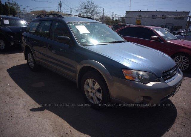 Inventory #654913559 2005 Subaru LEGACY