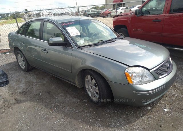 Inventory #682004867 2005 FORD FIVE HUNDRED