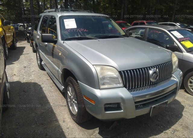 Inventory #974120778 2006 Mercury MOUNTAINEER