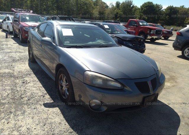 Inventory #969840796 2004 Pontiac GRAND PRIX