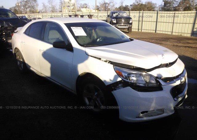 Inventory #770942496 2016 Chevrolet MALIBU LIMITED