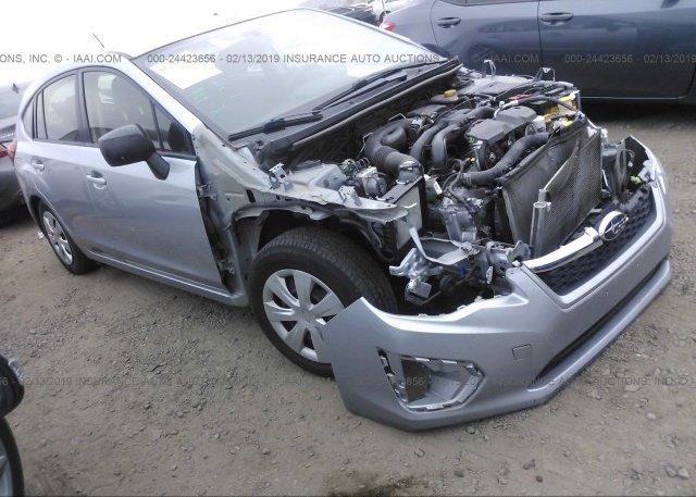 Inventory #139725481 2013 Subaru IMPREZA