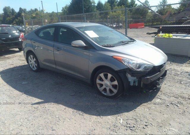 Inventory #784128528 2012 Hyundai ELANTRA