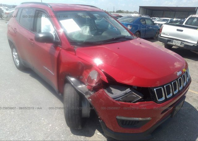 Inventory #443496132 2018 JEEP COMPASS