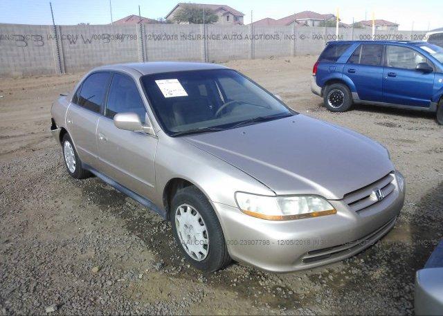 Inventory #761933880 2002 Honda ACCORD