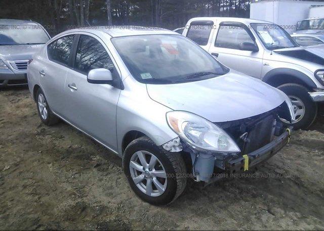 Inventory #531684331 2012 Nissan VERSA