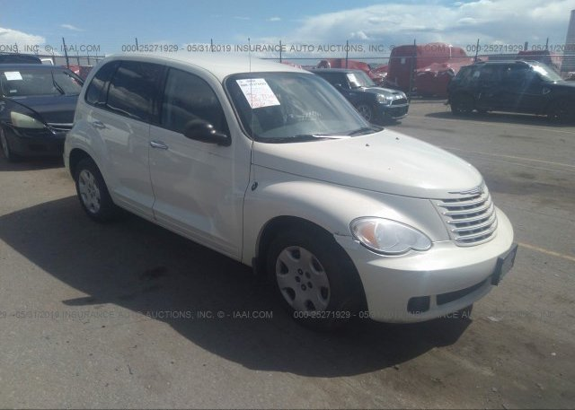 Inventory #699507204 2007 Chrysler PT CRUISER