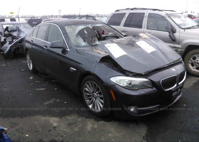 Inventory #698430202 2011 BMW 535
