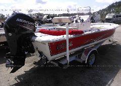 2018 CAROLINA SKIFF OTHER - EKH0P920K718 rear view