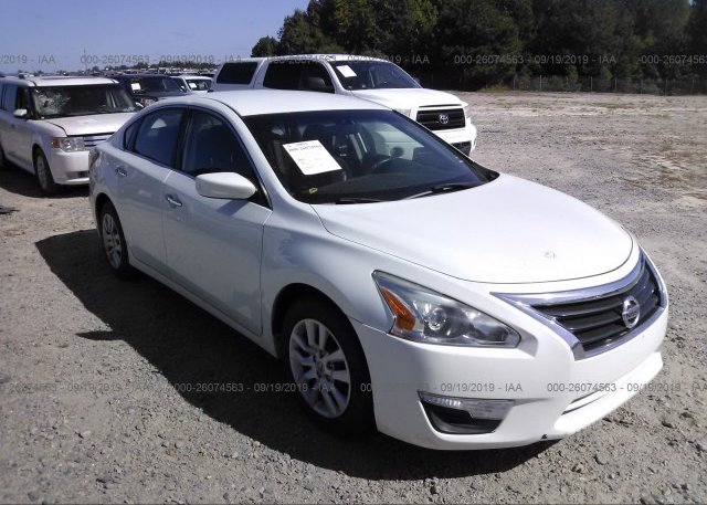Inventory #848627280 2014 Nissan ALTIMA