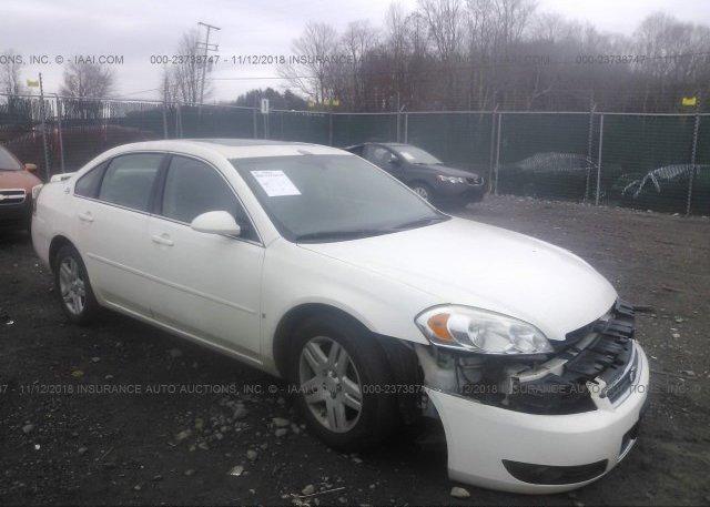 Inventory #359733781 2006 Chevrolet IMPALA