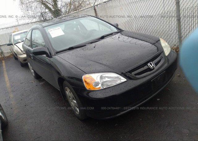 Inventory #272052728 2002 Honda CIVIC