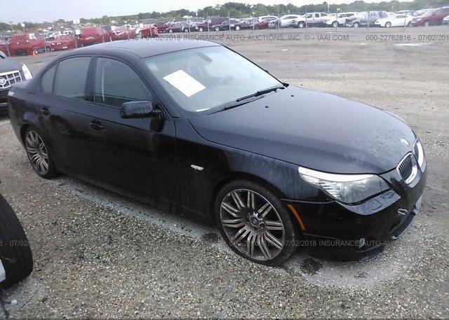 Inventory #660881487 2008 BMW 550