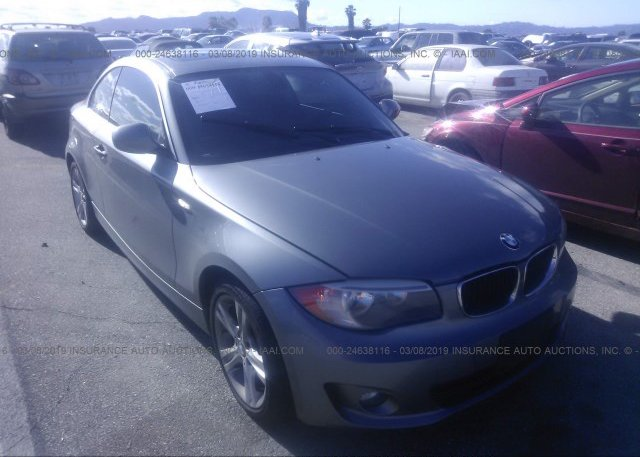 Inventory #601101773 2012 BMW 128