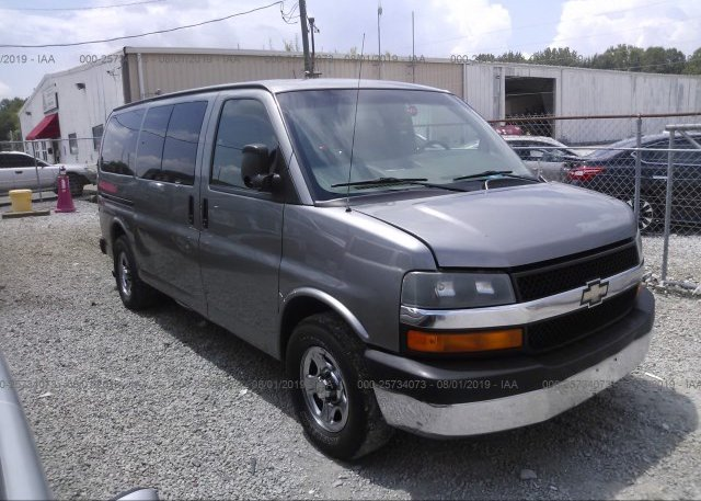 Inventory #471348067 2007 Chevrolet EXPRESS G1500