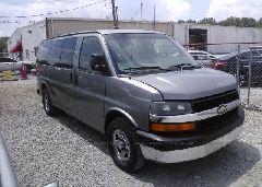 2007 Chevrolet EXPRESS G1500