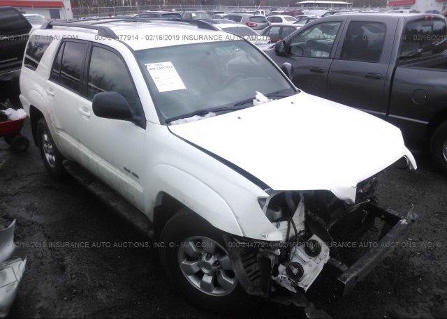 Inventory #893348260 2005 Toyota 4RUNNER