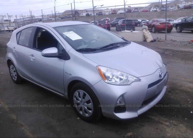 Inventory #461736299 2012 Toyota PRIUS C