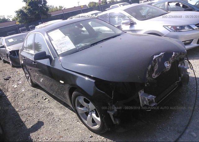 Inventory #457085460 2008 BMW 528
