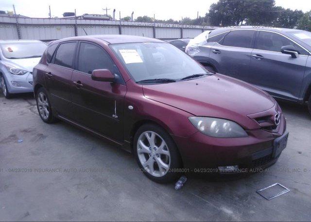 Inventory #842158728 2008 Mazda 3