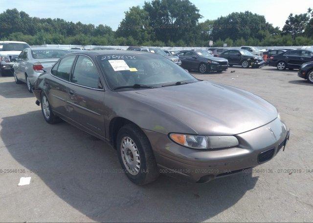 Inventory #187066435 2000 Pontiac GRAND PRIX