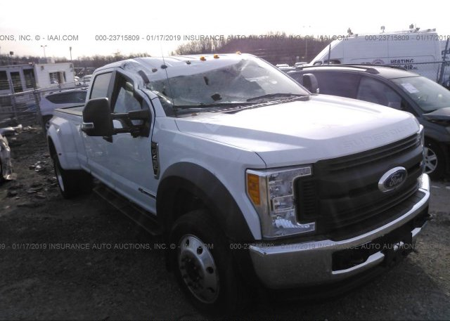 Inventory #346146727 2017 FORD F450