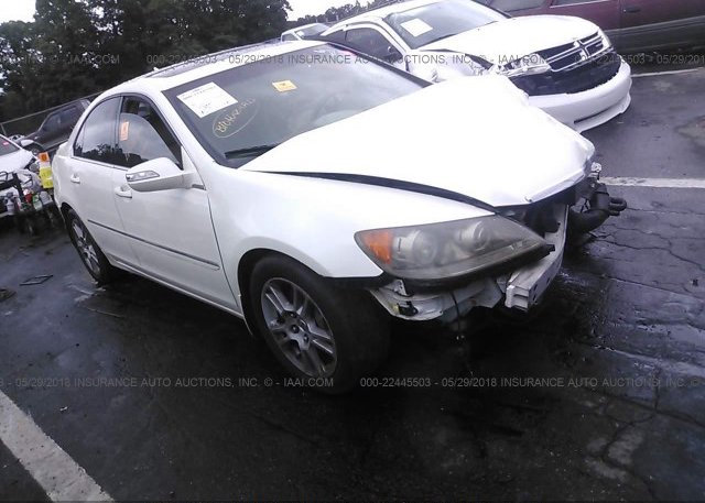 Inventory #445472016 2006 Acura RL