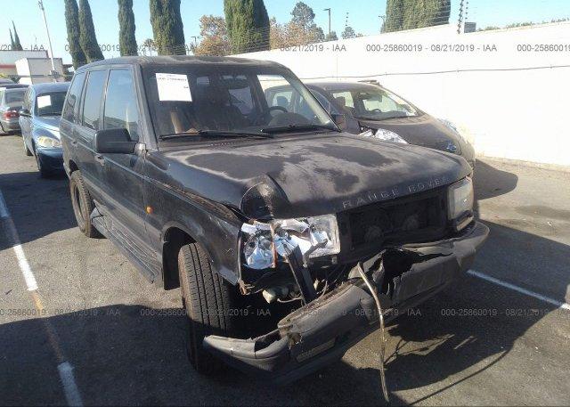 Inventory #321346838 1997 Land Rover RANGE ROVER