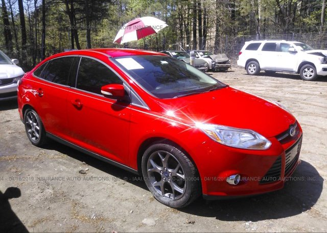 Inventory #238011260 2013 FORD FOCUS