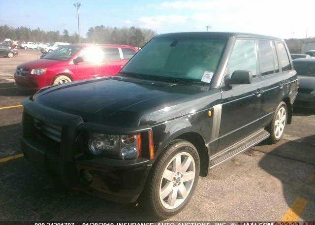 Inventory #394669546 2004 Land Rover RANGE ROVER