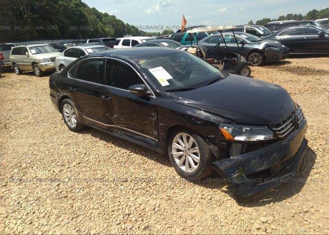 Inventory #503043492 2012 Volkswagen PASSAT