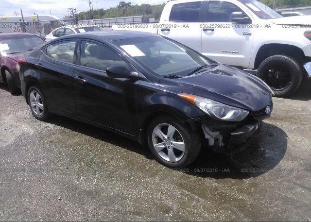 Inventory #323366014 2013 Hyundai ELANTRA
