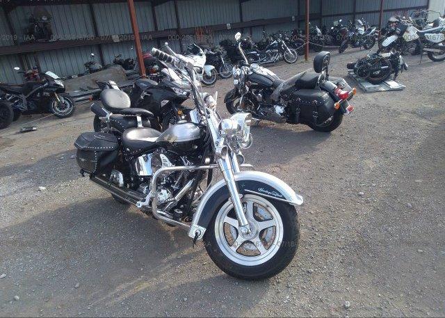 Inventory #983453267 2003 Harley-davidson FLSTC